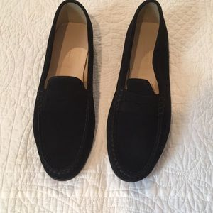New JCrew James Suede Loafers Sz 9